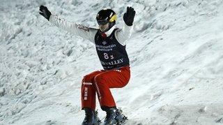 Ski Freestyle – Aerials à Krasnoyarsk: le Suisse Noé Roth remporte l'or et le globe du général