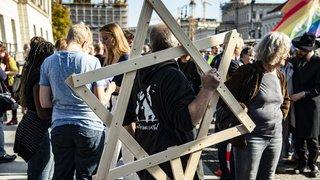 Antisémitisme: hausse des cas graves en Suisse romande