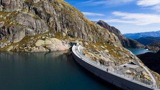 Energie: d'où vient l'électricité consommée par les Suisses?