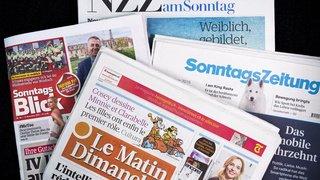 Revue de presse: le coronavirus fait tous les titres de la presse dominicale