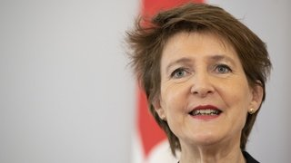 Conseil fédéral: Simonetta Sommaruga invite certains citoyens suisses à son anniversaire