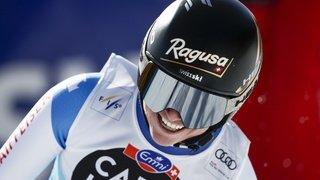 Ski alpin: Lara Gut-Behrami remporte la descente de Crans-Montana devant Corinne Suter