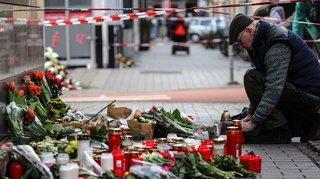 Attentat raciste de Hanau: l'Allemagne renforce la sécurité autour des sites sensibles