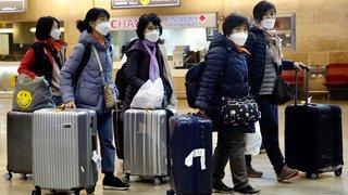 Coronavirus: la contamination s'accélère à travers la planète, six morts en Italie