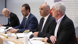 Coronavirus: le bilan grimpe à cinq morts en Italie, mesures renforcées en Suisse
