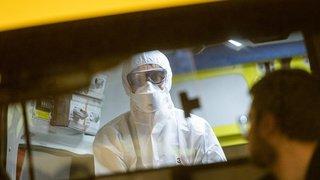 Coronavirus: trois nouveaux cas confirmés en Suisse, dont un à Genève