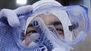 Coronavirus: des manifestations qui passent à la trappe, premier cas décelé en Valais