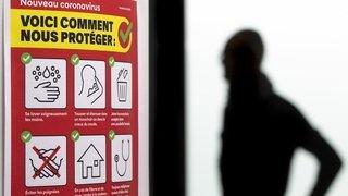 Coronavirus: Vaud enregistre 11 décès supplémentaires
