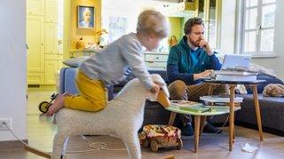 Six trucs pour faire bouger les enfants à la maison