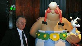Albert Uderzo, le dessinateur d'Astérix et Obélix, est décédé à 92 ans