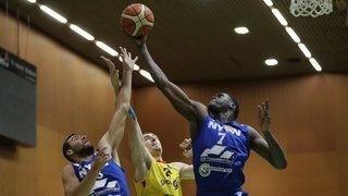 Coronavirus: le basket suspend ses championnats d'élite jusqu'au 15mars