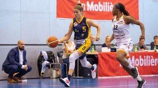 Un ultime renfort pour compléter l'effectif du Nyon Basket Féminin