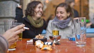 Tabagisme: 27% des Suisses fument, une habitude qui touche davantage les jeunes