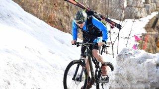 Pour la 6e fois, le triathlon des neiges les mènera de Trélex à La Dôle
