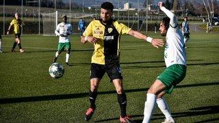 Double match «très satisfaisant» pour le Stade Nyonnais au Portugal