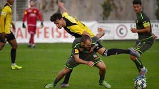 Joli succès du Stade Nyonnais face à Stade-Lausanne-Ouchy