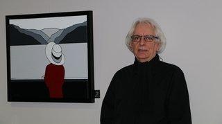 Peintre rescapé, l'impressionniste Pierre Montillo s'expose à Genolier