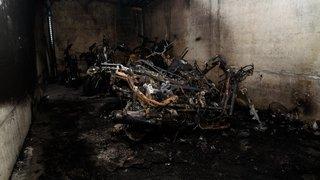 Incendie à Gland: «Un voisin paniqué m'a dit que de la fumée sortait du garage!»