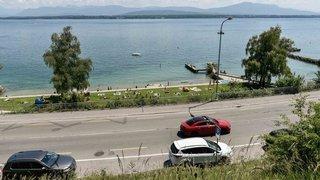 Nyon: aménagement du bord du lac revu en raison d'un projet immobilier