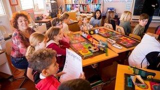 Les aînés de Mont-sur-Rolle font leur retour à l'école