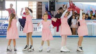 Nyon: un dernier gala à la patinoire éphémère