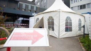 Coronavirus: les hôpitaux de Morges et Nyon ne sont pas surchargés