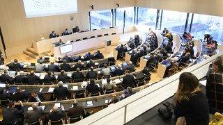 Vaud: le Grand Conseil va reprendre le 12mai à Yverdon