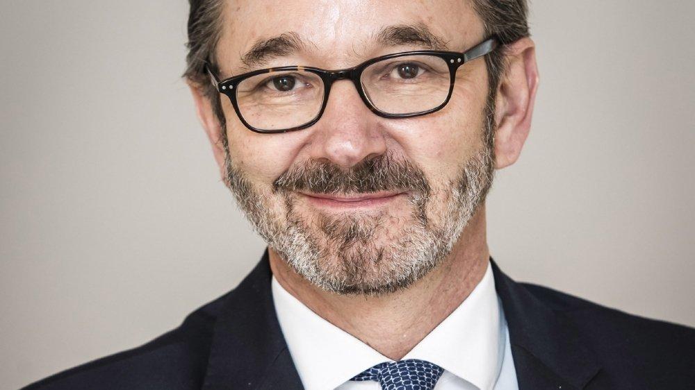 Raymond Loretan a pris la présidence de Visions du réel le 1er octobre dernier.