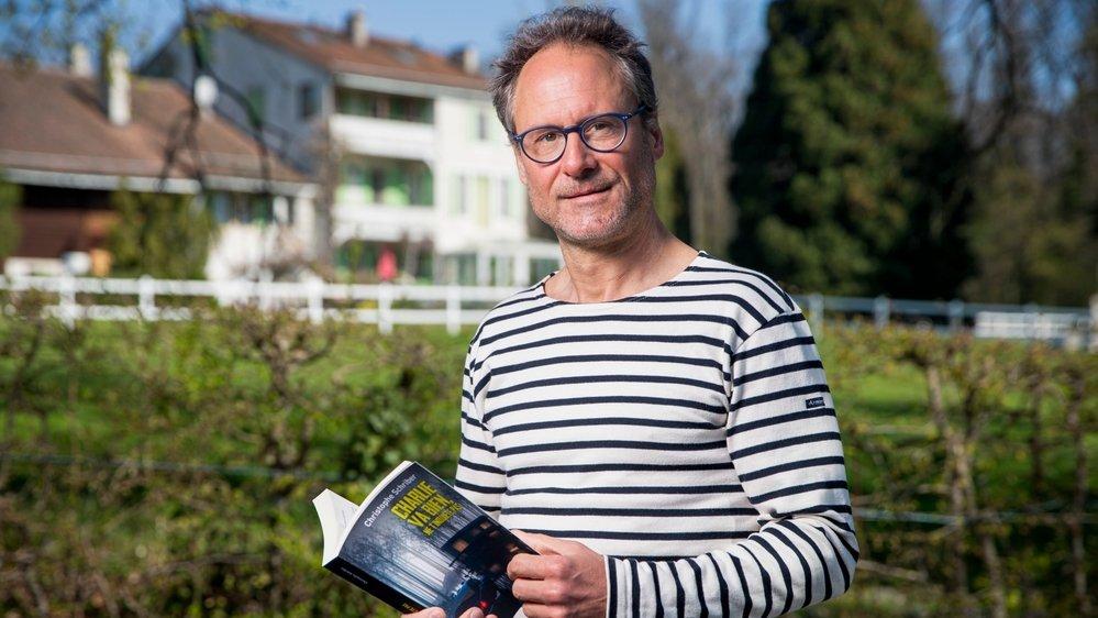 Le roman de Christophe Schriber se déroule en de nombreux lieux connus de l'auteur, comme ici à Bogis-Bossey.