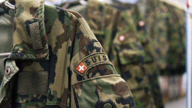 Armée suisse: l'extrémisme reste sable, seuls des cas isolés ont été signalés en 2019