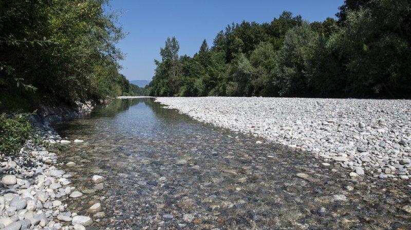 Berne: sexagénaire retrouvé sans vie dans la rivière Emme
