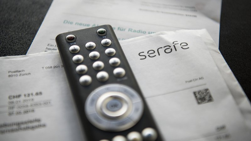 Radio/TV: la redevance sera 30 francs moins chère dès 2021