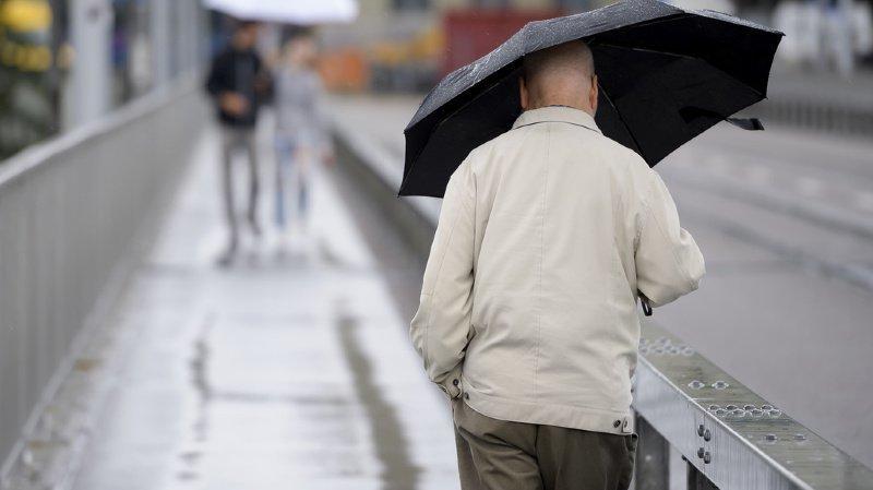 Sécheresse: les dernières pluies ont réduit le risque de feux de forêt