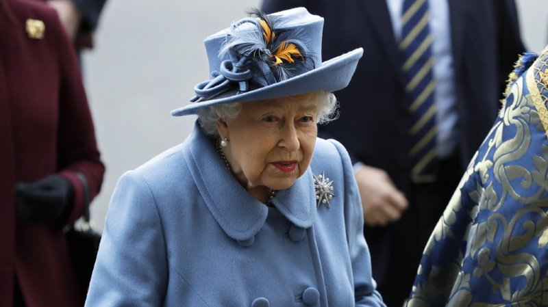 Coronavirus: «Nous vaincrons» le coronavirus, assure la reine Elisabeth II