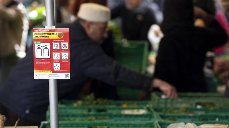 Lausanne rouvre partiellement ses marchés