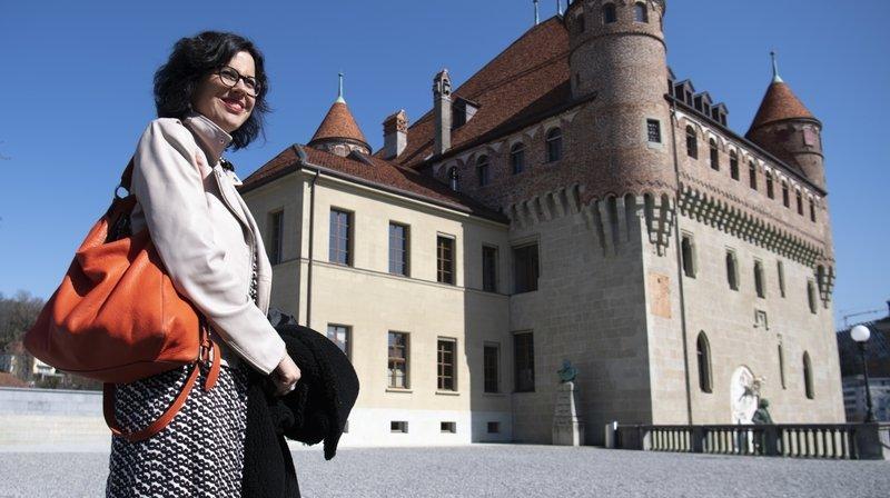 Vaud: nouvelle organisation au département de Christelle Luisier