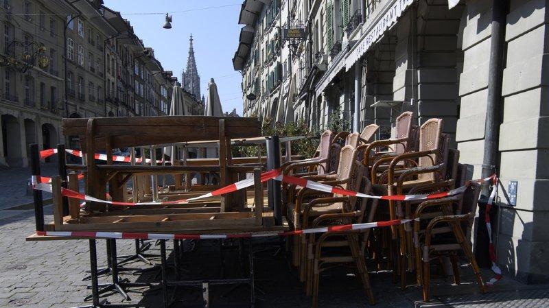 Coronavirus: comparés aux Européens, les Suisses redoutent moins le chômage