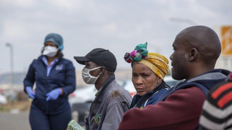 Coronavirus: l'Afrique du Sud craint l'explosif cocktail avec le sida