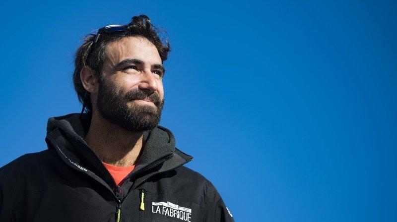 Alan Roura: «Une course contre la montre pour le Vendée Globe»