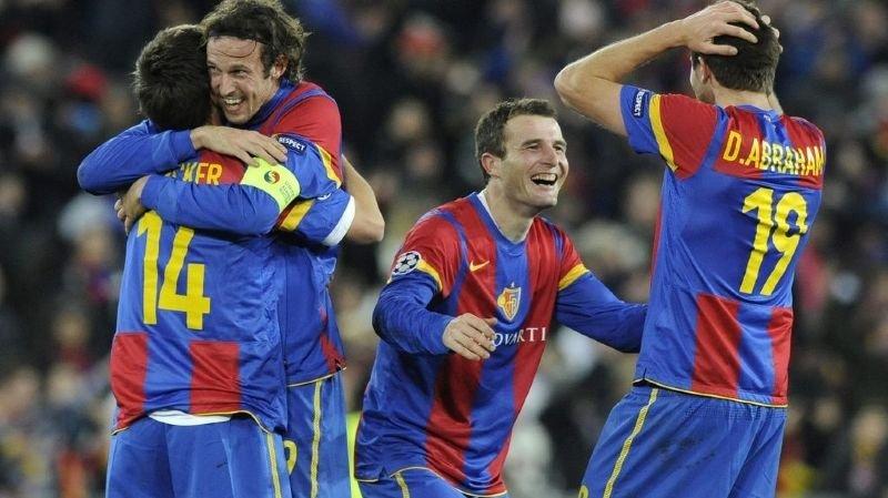 Football – Les grandes soirées des clubs suisses: le soir de gloire du FC Bâle en décembre 2011