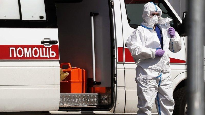 Russie: un hôpital prend feu à Saint-Pétersbourg, cinq morts