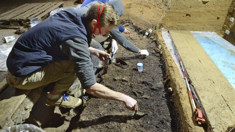 Paléontologie: les plus anciens vestiges d'Homo sapiens d'Europe découverts