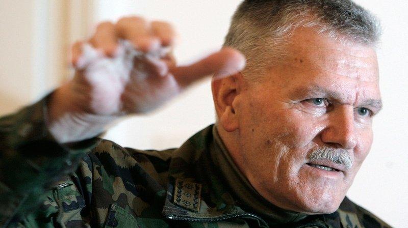 L'ancien chef de l'armée Christophe Keckeis est décédé