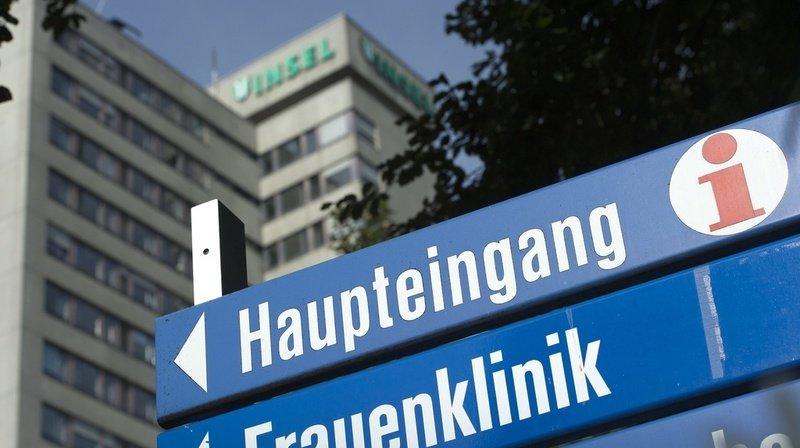 Berne: l'hôpital de l'Ile n'a pas signalé une centaine d'appareils défectueux
