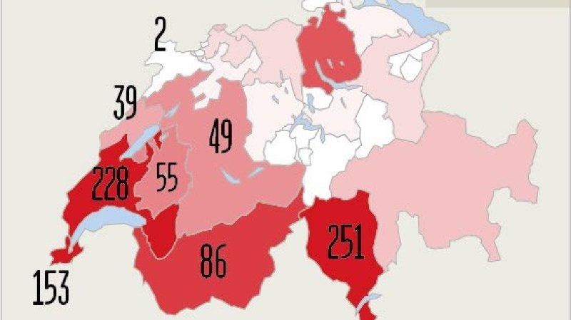 Coronavirus: la Suisse devrait éviter un «scénario à l'italienne»