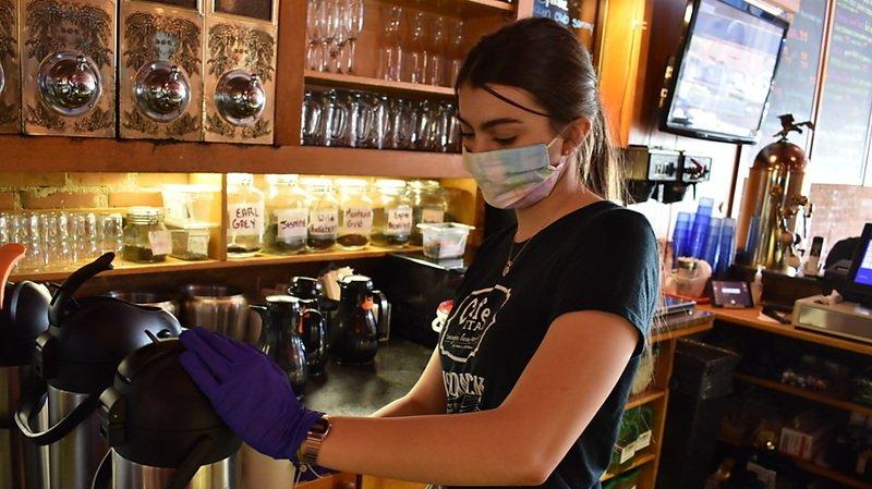 L'assureur Helvetia tend la main à ses clients du secteur de la restauration. (Illustration)