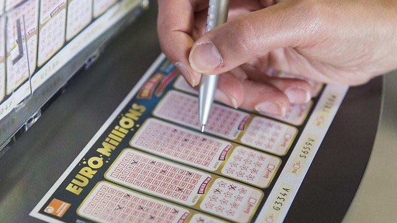 Euro Millions: aucun joueur ne décroche le jackpot