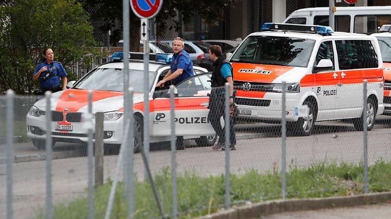 Zurich: braquage de banque à Langnau, des centaines de milliers de francs emportés