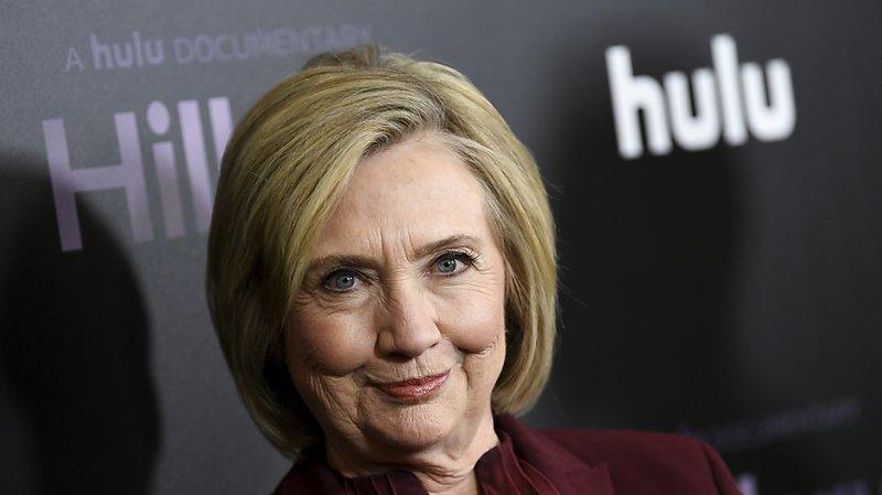 Présidentielle américaine: Hillary Clinton annonce son soutien à Joe Biden