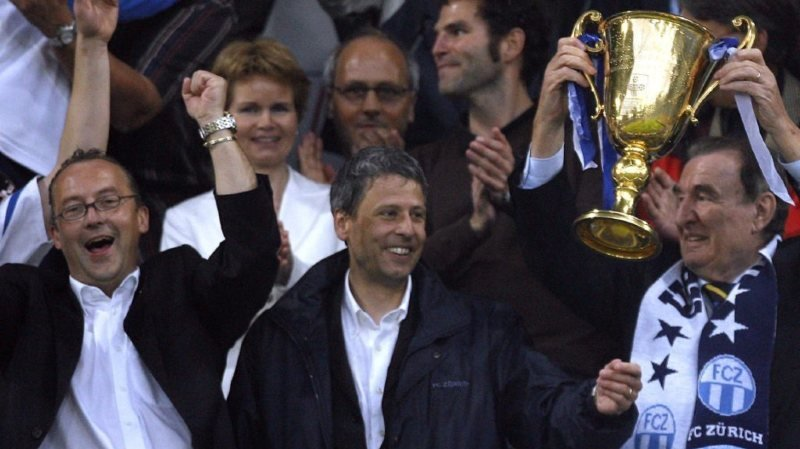 Football: 13 mai 2006 - le jour de gloire du FC Zurich